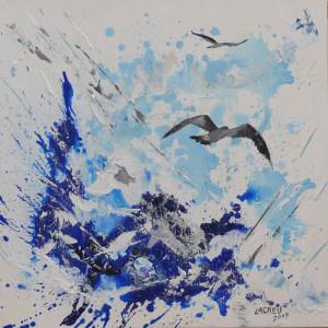 Vols en blau 1