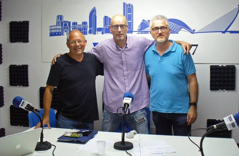 News RadioFM con Javie rPerez Sala